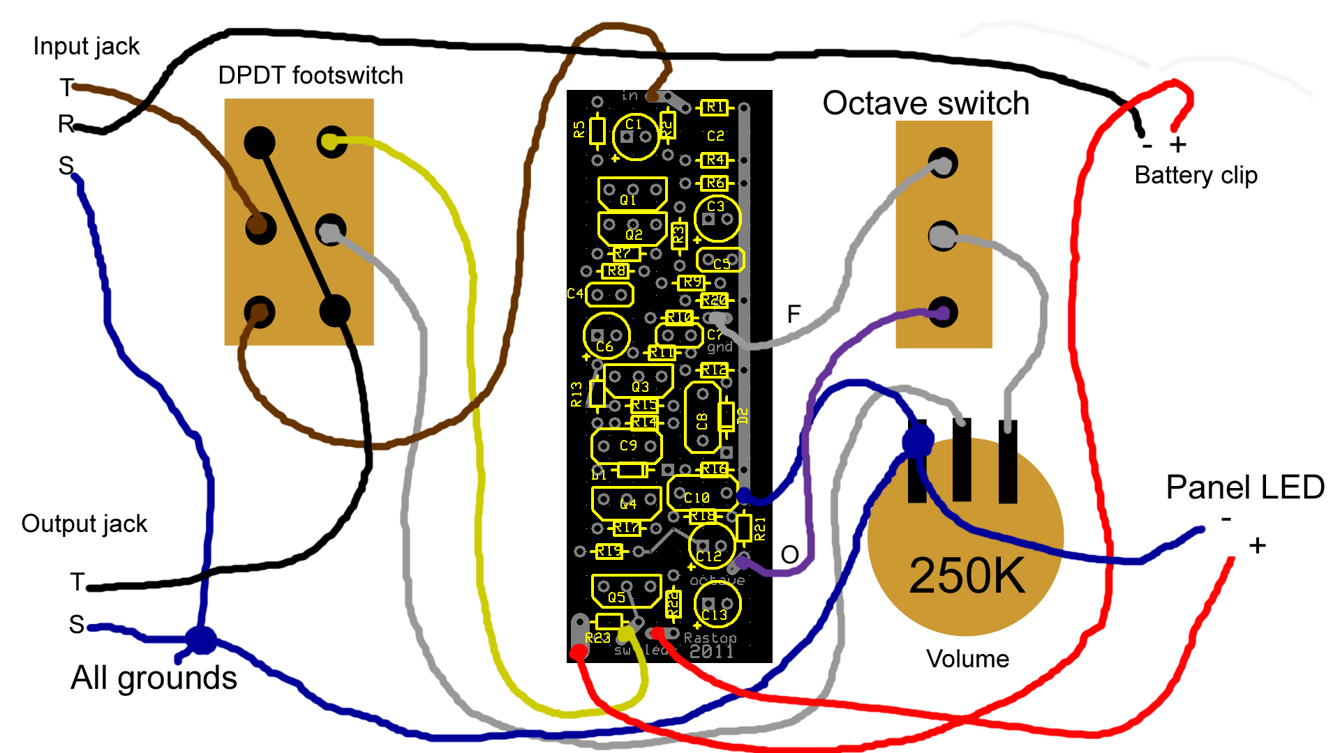 5f6 A Schematic Not Lossing Wiring Diagram Volume Pedal Fender Master Yamaha Schematics Elsavadorla